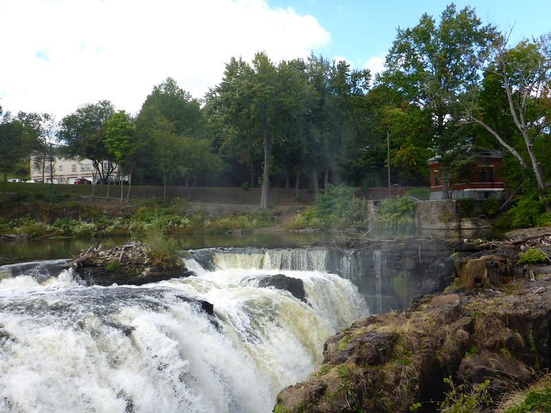 Great Falls in Paterson, NJ.
