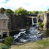 Great Falls in Paterson, NJ (10/5/15).