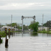 Intracoastal Waterway in Houma, LA.