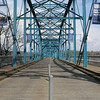 Walk bridge across the Tennessee River.