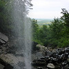Indian Ladder Trail in Thacher State Park (6/29/14).