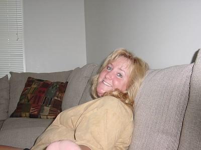 Wendy....looking pooped