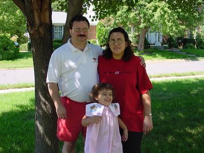 Kevin, Marcela & Pamela