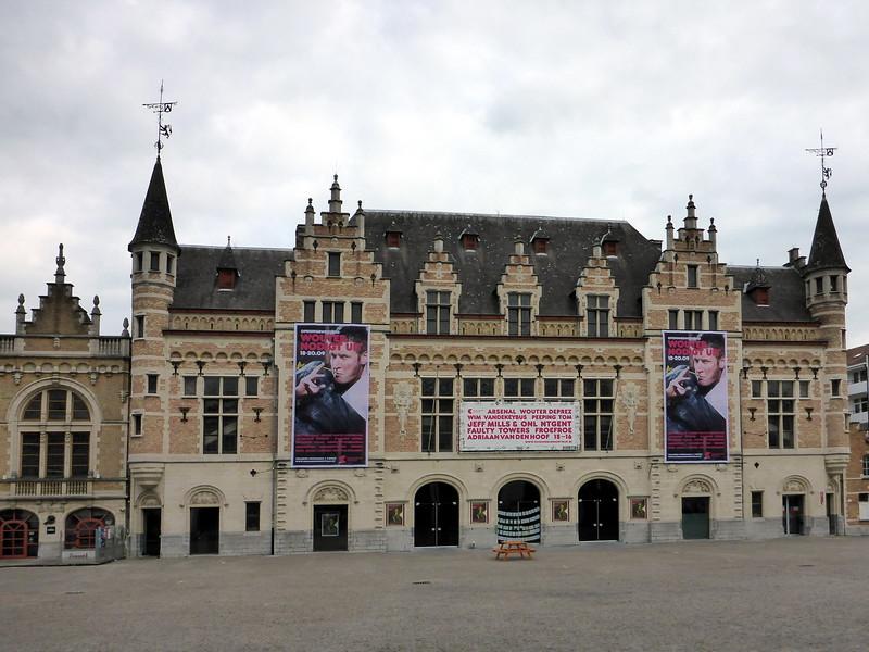 Kortrijk, Belgium (9/5/15).