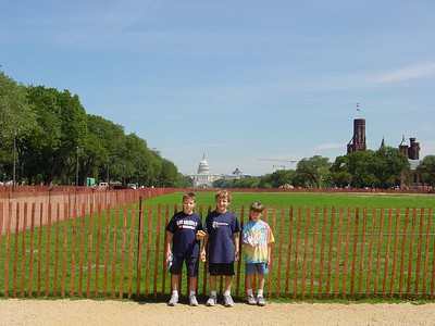 Kids on the Mall