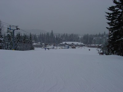 View of Base from Ski Out