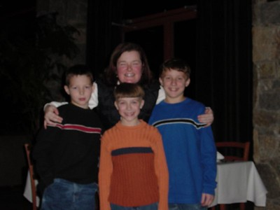 Jane and her boys - 8th year