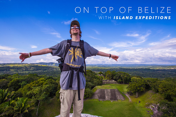 On Top of Belize