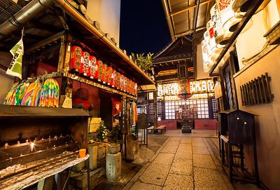 Chugenjimeyamijizo Temple in Kyoto