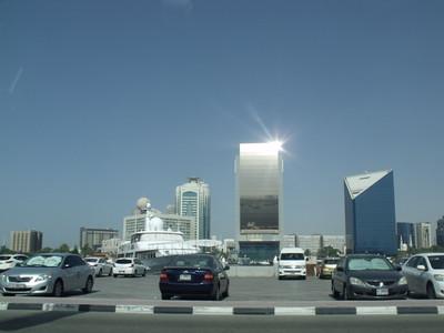 DubaiAfternoonAlongtheCreek