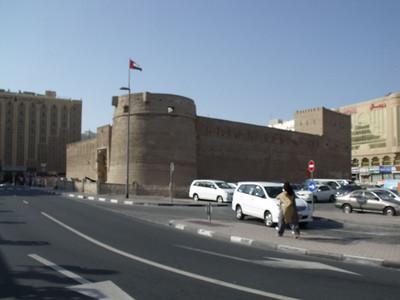 DubaiFortDubaiMuseum