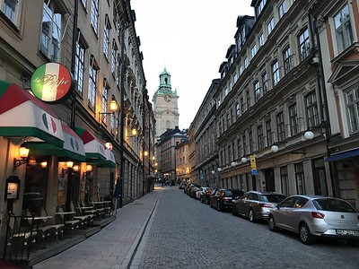 Stockholm welcome dinner - Ristorante da Peppe