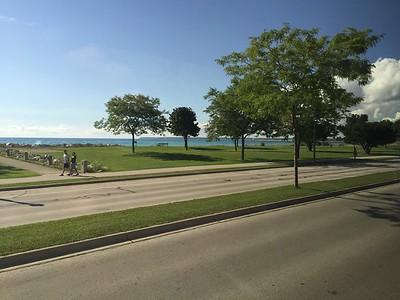 Milwaukee city tour