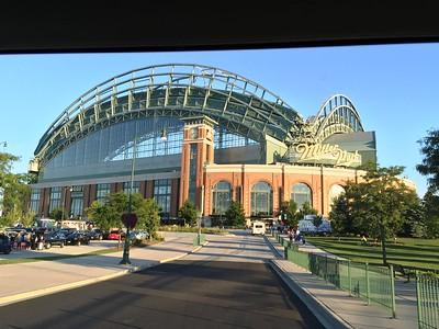 Miller Park, Milwaukee