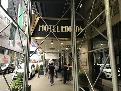 Our Hotel Edison