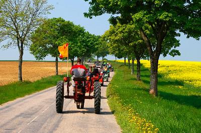 Ballade en tracteurs (May 2009)