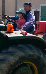 Mon frere Didier et ma niece Aurelie
