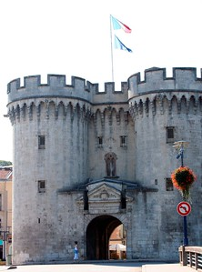 Porte Chaussee (14th C)