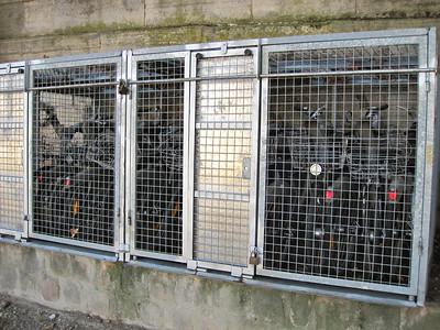 Velib en cage