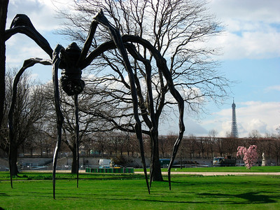 Araignee (Louise Bourgeois: March 2008)