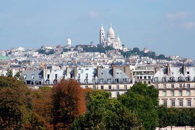 Vue du Sacre Coeur (Musee d'Orsay): Aug 2005
