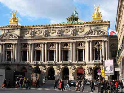 Opéra Garnier & Galeries Lafayette