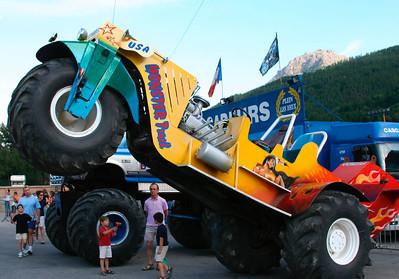 19 Monster truck
