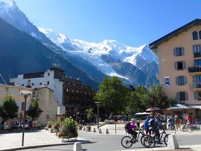Centre-ville Chamonix