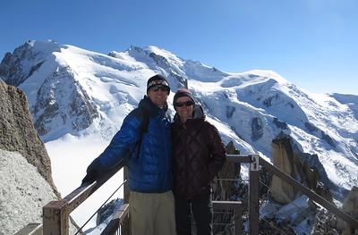 Mont-Blanc, 4810m