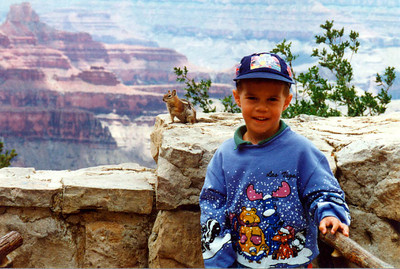 Camille (1996): North Rim of the Grand Canyon