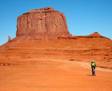Mountain bike in 2007