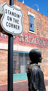 Winslow, AZ http://www.standinonthecorner.com/