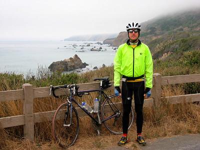 Biking from Westport