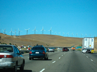 Driving to Oakland