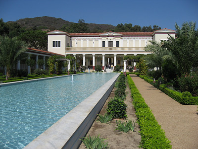 The Getty Villa (Malibu)