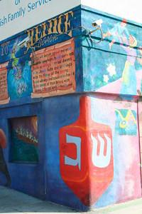 Mural in Venice Beach
