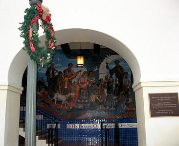 El Pueblo in LA