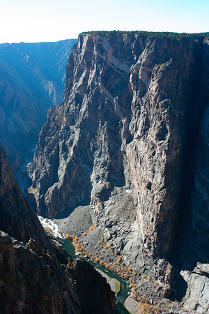 Black Canyon of the Gunnisson National Park (Nov 2007)