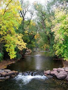 River in Boulder