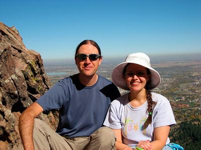 Dave & Felicity (Royal Arch)