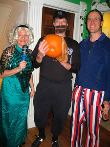 Maggy, Sam & Dave (Halloween Party)