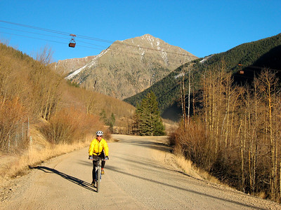 Million Dollar Highway (Ouray-Silverton), Nov 2007