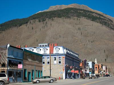 Main street Silverton