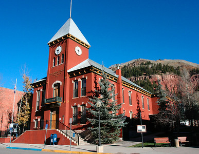 Court House in Telluride