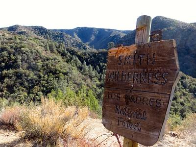 Bear Canyon (Ojai): Nov 2014