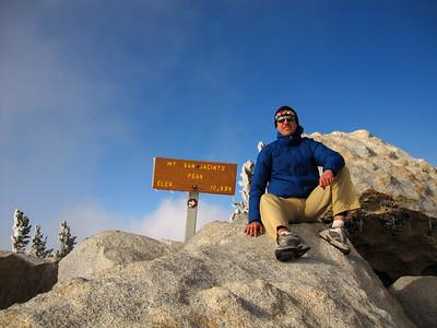 Mount San Jacinto (Nov 2010 & 2007)