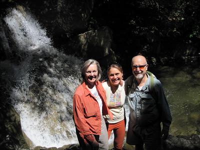 Barbara, Erika & Al (April 2011)