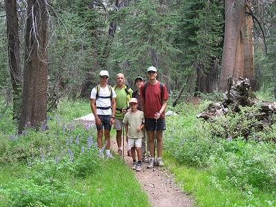 Hike to Eagle Lake