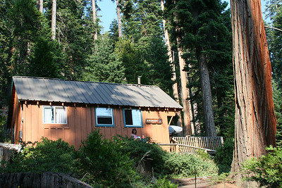 Our comfy cabin for 6 persons: the Highview  http://www.silvercityresort.com/reservations.html