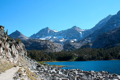 Little Lakes Valley (Eastern Sierra) (09/2006)